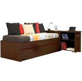 Divan cama con escritorio