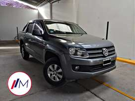 Vendo hermosa Amarok 180ph 2012