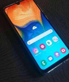 Telefono Samsung A30 con dos meses de uso.