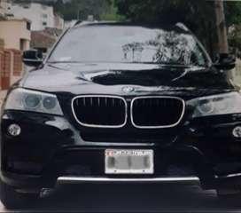 Vendo camioneta BMW x3 uso particular full Equipo