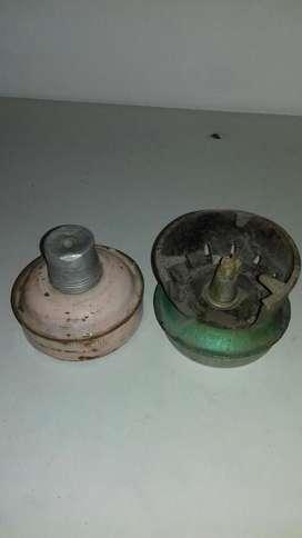 Calentadores a Alcohol Antiguos