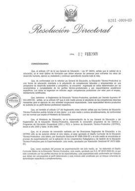 VENTA DE RESOLUCION Y MOBILIARIO