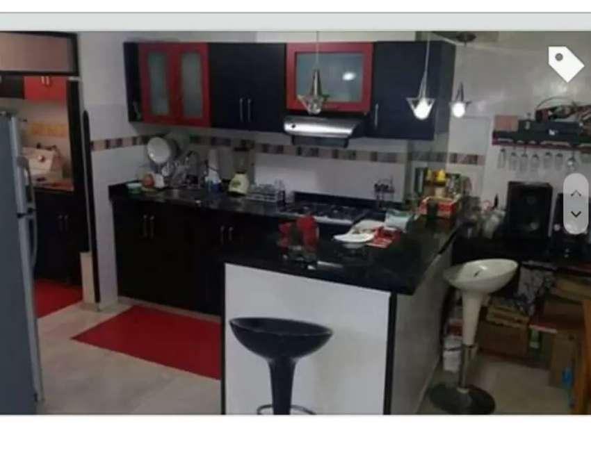 VENDO excelente apartamento en San Alonso parte alta muy fresco muy cómodo muy ventilado 0