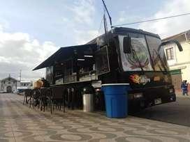 La callejera food truck