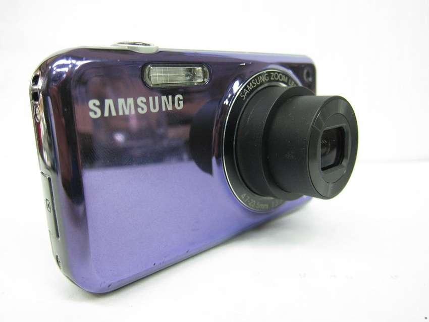 Oferta Cámara digital Samsung PL120 14.2 MP doble pantalla 0