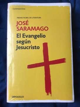Libro El evangelio según Jesucristo José Saramago