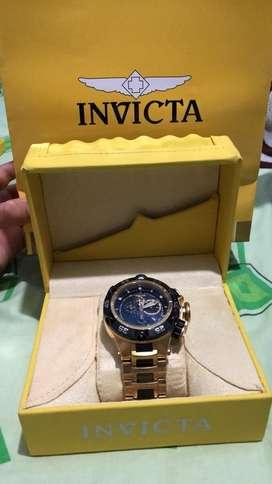 Reloj Invicta Suizo Nuevo.