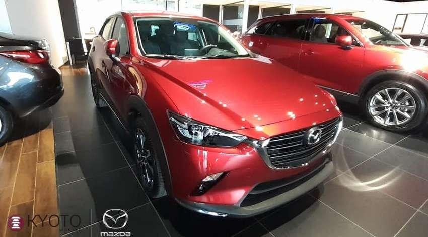 Mazda CX-3 Grand Touring At 4x4 Lx 2020 Rojo Diamante 0
