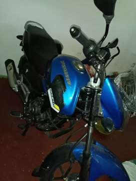Se vende moto completamente nueva