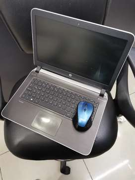 Vendo laptop hp en 120