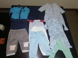 Pantalones de bebe usado 13 piezas