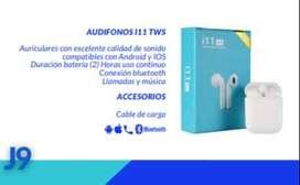 AUDIFONOS I11 TWS
