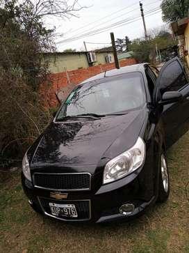 Chevrolet Aveo 2012 Nafta