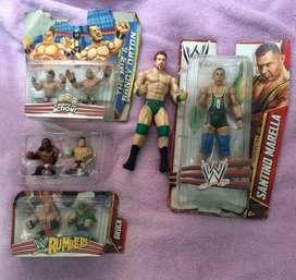 Figuras de La Wwe Nuevas Original Mattel