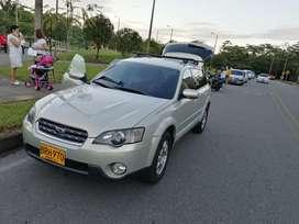 Vendo camioneta Subaru outback 2005