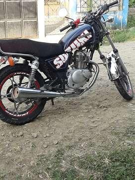 moto Suzuki al día