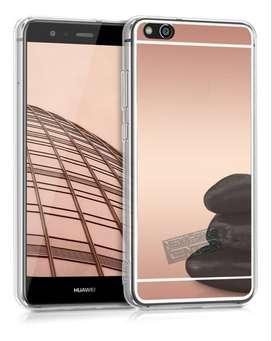 Funda Tpu Termoplastico Espejada Huawei P10