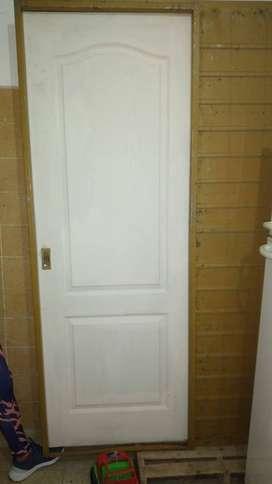 Puerta de embutir..sin uso