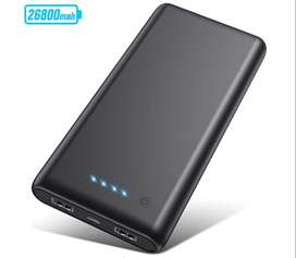 Nueva Bateria Cargador Portátil Yacikos 26800 Mah Ultra