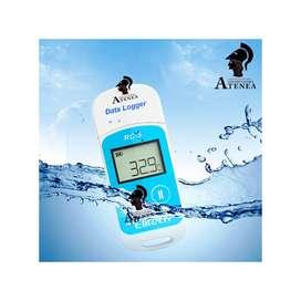 Data Logger Elitech Medidor Temperatura Prueba De Agua datalogger Camiones Invernaderos Bodegas Alimentos Medicin