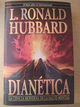 Libros Dianética - Scientology - L. Ronald Hubbard