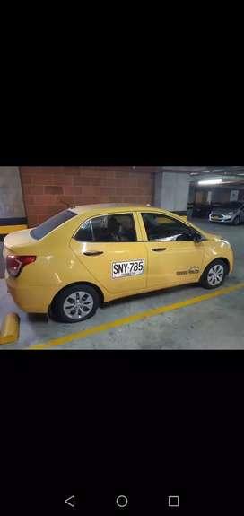 Vencambio taxi Hyundai