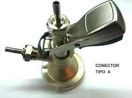 Conectores Tipo A para barriles de cerveza nuevos IsenbeckWarsteiner