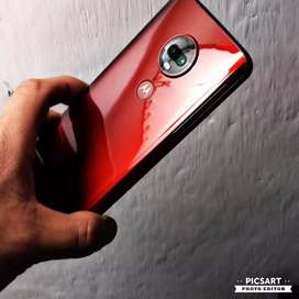 Impecable Moto G7 PLUS permuto x moto o un celular y plata a mi favor