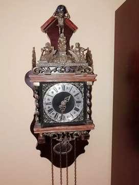 Reloj antiguo Holandés