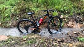 Bicicleta todoterreno Scott Scale 960