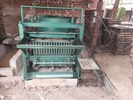 Máquina para fabricar bloque