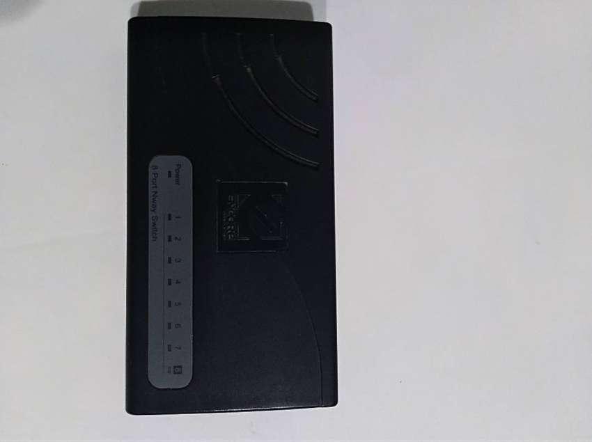 Switch ENCORE ENH908-NWY 8 puertos 0