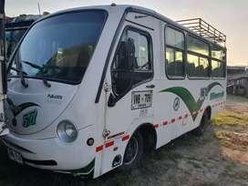 Buseta Chevrolet