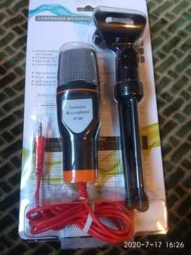 Vendo micrófono de alta calidad