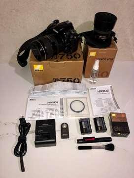 NIKON D750 + NIKON 24-120 F4 + NIKON 50MM PRIME 1.8