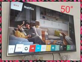 "Smart tv LG 50""         Precio $ 700"