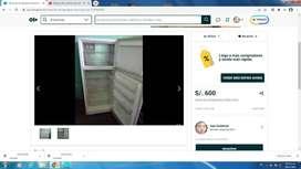 Vendo refrigeradora Electrolux