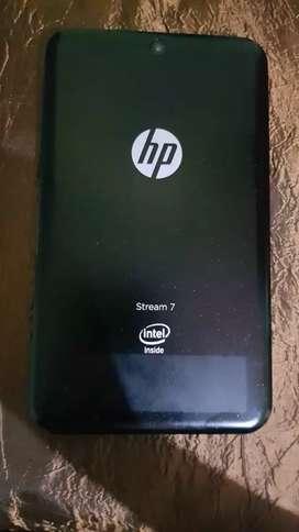 Tablet HP 7 stream - word - exel