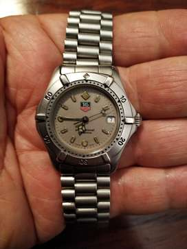 Tag Heuer Serie 2000 Impecable