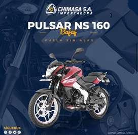 Pulsar 160 Bajaj