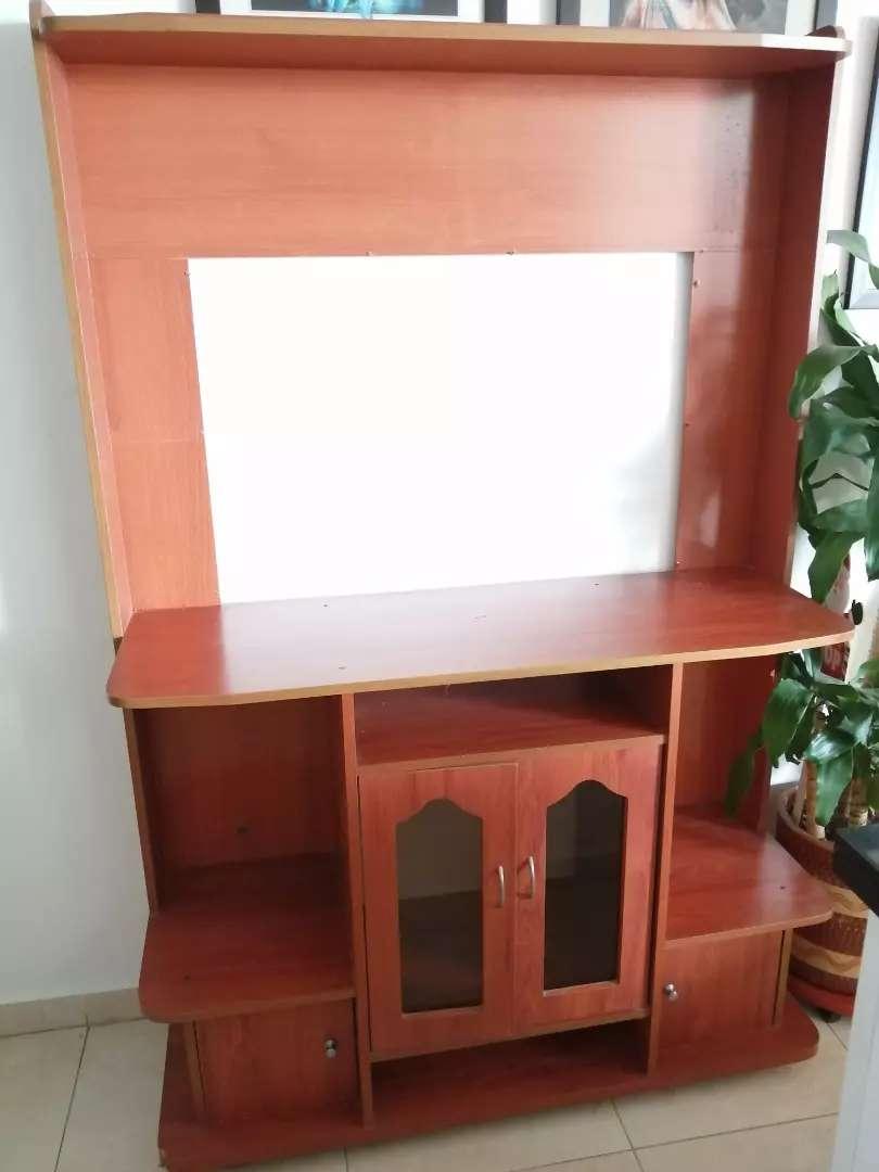 Muebles para televisión, computador y coqueto para tu alcoba 0