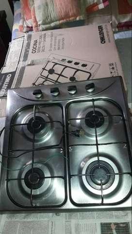 Cocina 4 puestos