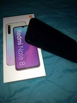 Xiaomi Redmi Note 8 Sin flash