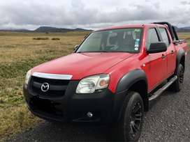 Vendo camioneta Mazda BT 50 año 2008