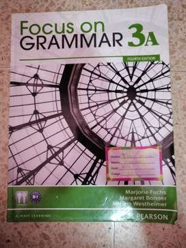 Focus on Grammar 3A
