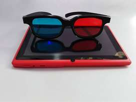 "Tablet 7"" con gafas 3D incluidas"