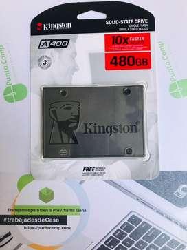 Disco Duro Sólido Kingston A400