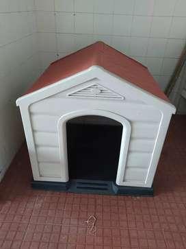 Casa Rimax para perro grande