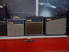 amplificadores vox de tubos