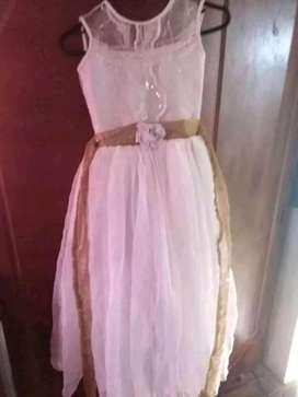 Vestidos  primera comunión  talla 10
